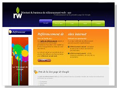 Tarifs referencement web